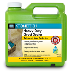 ST HEAVY DUTY GROUT SEALER